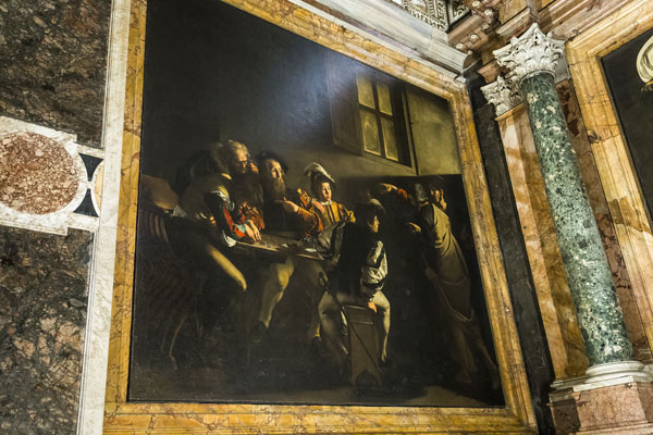 Rome Art Walking Tour and