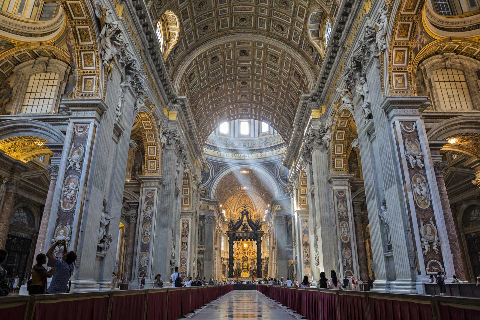 Nicom Tours - Private Vatican Tour